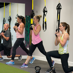 group fitness training nashville